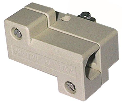 Palux lamphouder voor roestbraadpan Grill-681, Grill-682, Grill-683 lengte 70 mm lusbevestiging breedte 70 mm hoogte 49 mm