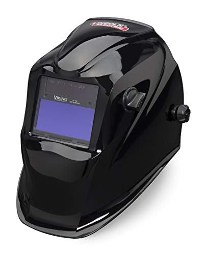 Lincoln Electric Viking 1840 Black Welding Helmet | Auto Darkening | 4C Lens Technology | K3023-3