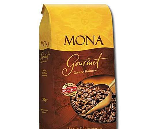 Mona Gourmet Ganze Bohne - 500g (Röstfein)