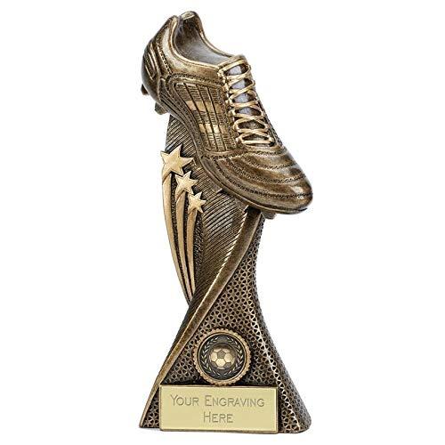 Botas de fútbol grabadas Personalizadas con el Premio del Equipo de Jugador