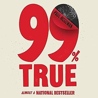 99% True audiobook cover art