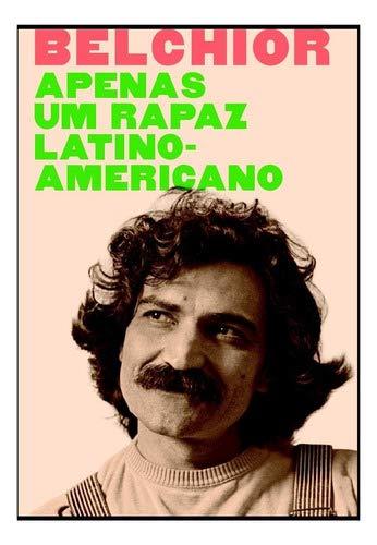 Quadro Belchior Apenas Um Rapaz Latino Americano 42x29cm