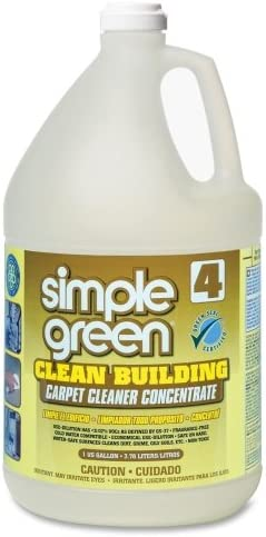 Wholesale CASE of 10 - Concentrate-C Carpet Cleaner Simple SEAL 2021 limited product Green