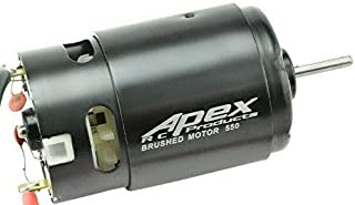 Apex RC Products 12/21 / 27/35 Turn 550 Brushed Electric Motor 27 Turn