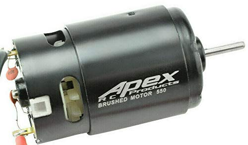 Apex RC Products 12/21 / 27/35 Turn 550 Brushed Electric Motor (35 Turn)