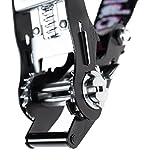 Spider Slackline Power Ratche Hummer - 4
