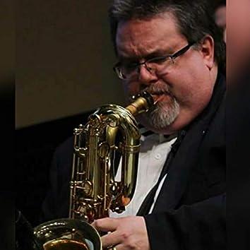 Silent Night (For 4 Baritone Saxophones)