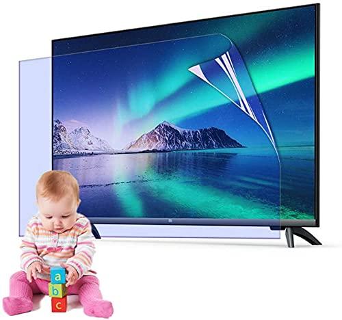 BU TV Screen Protectors Protector De Pantalla contra La Luz Azul, Antideslumbrante Y Antirayaduras, Filtro para Monitor De 65 Pulgadas Fácil De Montar,65' 1440 * 809
