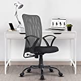 Green Soul Seoul-V2 Mid Back Office Study Chair in Breathable Mesh with Multi Color Options (Bold Grey)