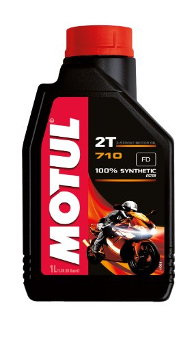 Motul 104034 710 2T, 1 L , 100% synthetic