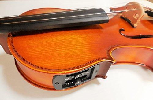 priomusic&craftPretorio『エレクトリックアコースティックバイオリン(スタンダード)(EV-300)』