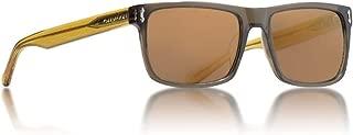 Adult Blindside Sunglasses - Shiny Khaki Golden