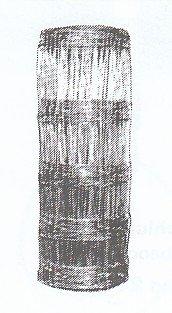 Agrarflora Schafdraht-Knotengitter verzinkt 80 cm x 50 m