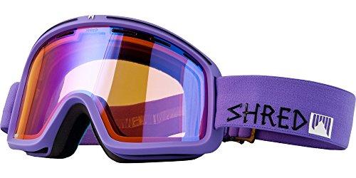 Shred Skibrille MONOCLE GAPER purple