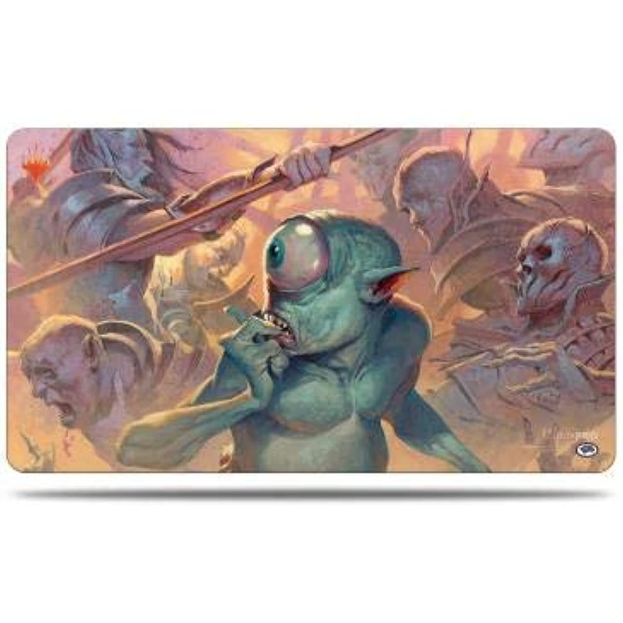 MTG War of The Spark V1 Fblthp The Lost Ultra Pro Printed Art Magic The Gathering Card Game Playmat