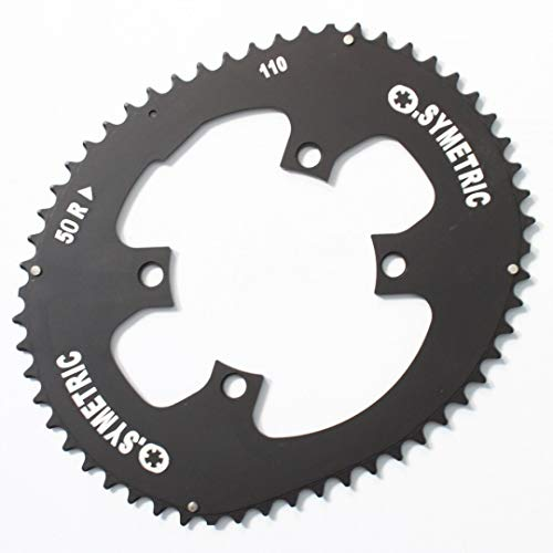 Osymetric Chainring BCD110x4 50T for Shimano 9000, 6800, 5800