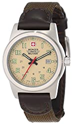 Wenger Women's Classic Field Swiss Military Watch 72921