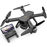 WECDS-E 2020 Nuevo Drone con 4K 5G WiFi Ajustable HD Cámara de Gran Angular Posicionamiento de Flujo óptico Sin escobillas RC Quadcopter Plegable