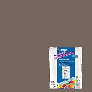 MAPEI Keracolor S Bahama Beige Cementitious Sanded Powder Grout - 25LB Bag