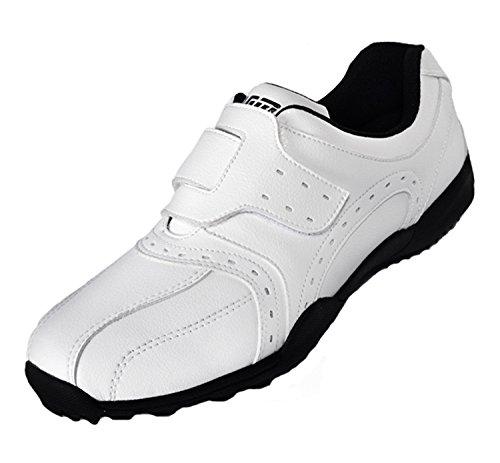 Chaussures de Golf Hommes Extérieur Imperméable Respirant Anti-dérapant Golf Chaussures de Course...