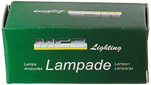 Melchioni Lampe 322399957 H7 12 V 55 W Px26D blu-confezione de 10 unités, Lot de 10