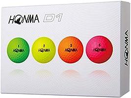 本间高尔夫 HONMA 高尔夫球 New D1