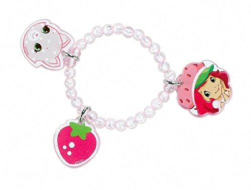 Strawberry Shortcake 'Dolls' Charm Bracelets / Favors (4ct)