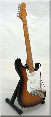 Eric Johnson guitarra en miniatura Brasil