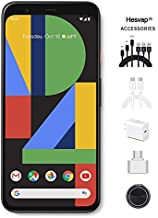 $799 » Google - Pixel 4 XL Unlocked Android Smartphone 64GB Memory Cell Phone Unlimited Cloud Storage (Black) AT&T/T-Mobile/Verizon W/ 69.99 Hesvap 7 in 1 Accessories Bundle