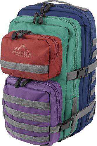 Kabinenrucksack geeignet als Handgepäck im Flugzeug, großer Reiserucksack mit 45 Litern Fassungsvermögen Farbe Normsky