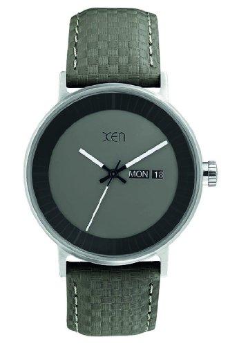 XEN Herrenuhr grau XQ0199