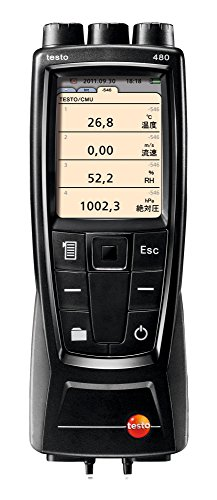 testo480マルチ環境計測器