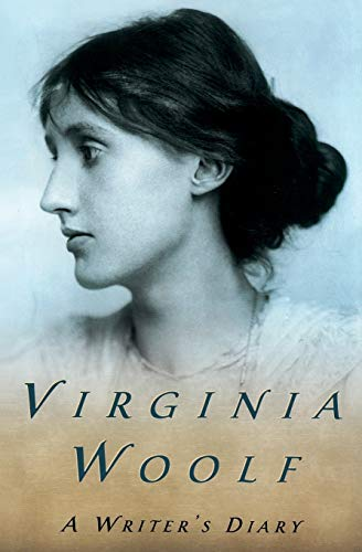 A Writer's Diary: Being Extracts from the Diary of Virginia Woolf (Harvest Book)
