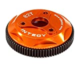 Integy RC Model Hop-ups T8028ORANGE 82T Metal Spur Gear for Traxxas 1/10 Electric Stampede 2WD...