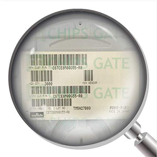 uxcell 12.5pf Capacitance 32.768 KHz Tuning Fork Crystal Resonator 100 Pcs