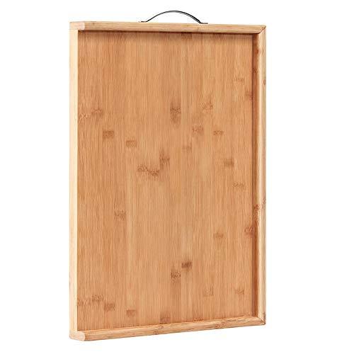 Tabla De Cortar De Madera De Bambú Multifuncional Panel De Laminación Lateral De Gran Tamaño Extra Grande Tablero De Picado Premium Orgánico Bambú Tablero De Picado Cocina Doméstica Uso De Doble Cara