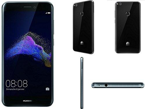 """Huawei P8 Lite - Smartphone de 5.2"""" (Memoria Interna de 16 GB, 3 GB de RAM, cámara de 12 MP, Android) Negro"""