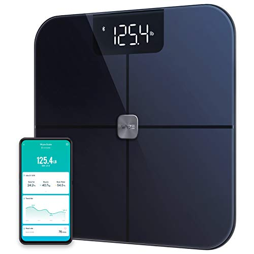 Wyze Scale, Bluetooth Body Fat Scale and Body...