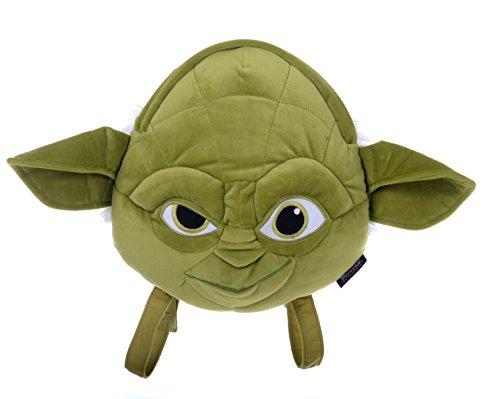 Star Wars Kinderrucksack, grün (Grün) - 23847