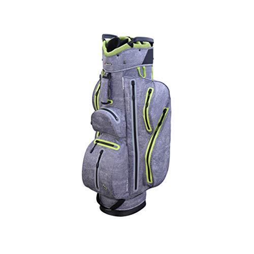 Big Max Aqua Style 2 Cartbag grau/grün