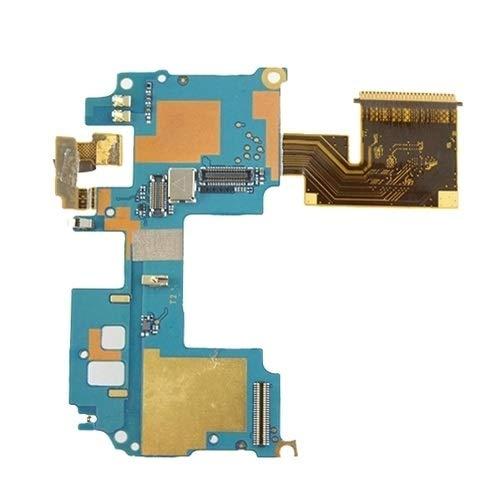 ASAMOAH Pieza de reemplazo del teléfono Celular Reemplazo de Cable Flex de la Placa Base y del botón de Encendido con la Placa Base y la cámara for HTC One M8 Accesorios telefonicos