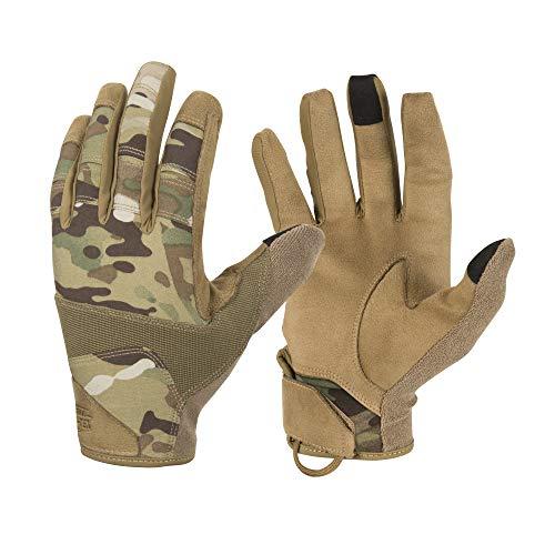 Helikon-Tex Hombre Range Tactical Guantes MultiCam/Coyote tamaño XXL