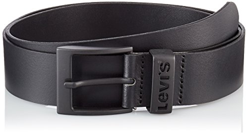 Levi\'s Ashland Metal Cintura, Nero (Regular Black 59), 100 Uomo