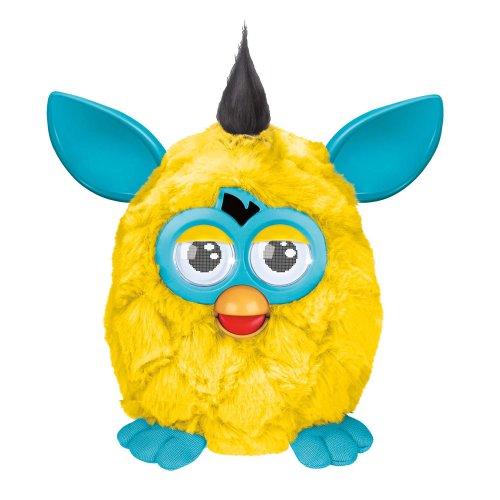 Furby Yellow Blue