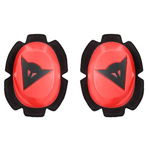 Dainese Motorradschutz, fluo Rot/Schwarz, Größe N
