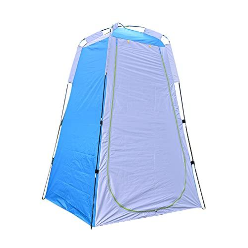 GJCrafts Acampar Tienda de Ducha 120x120x190cm,Tienda de Campaña Ducha Cocina de Camping Portátil para Privacidad al Aire Libre Vestuario Impermeable