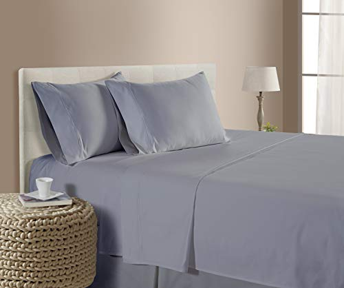 Chateau Home Collection 100% Pima Cotton Sheets-Queen