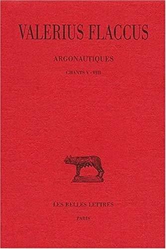Argonautiques, tome 2, chants 5-8