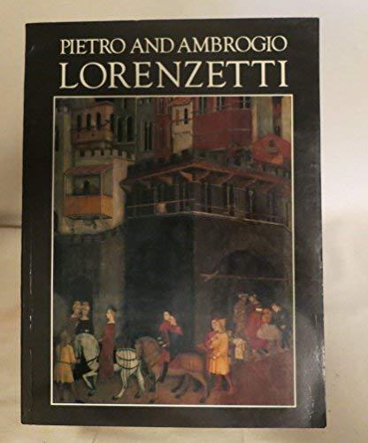 Pietro and Ambrogio Lorenzetti