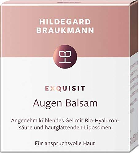 Hildegard Braukmann Exquisit Augen Balsam Augencreme, 30 ml